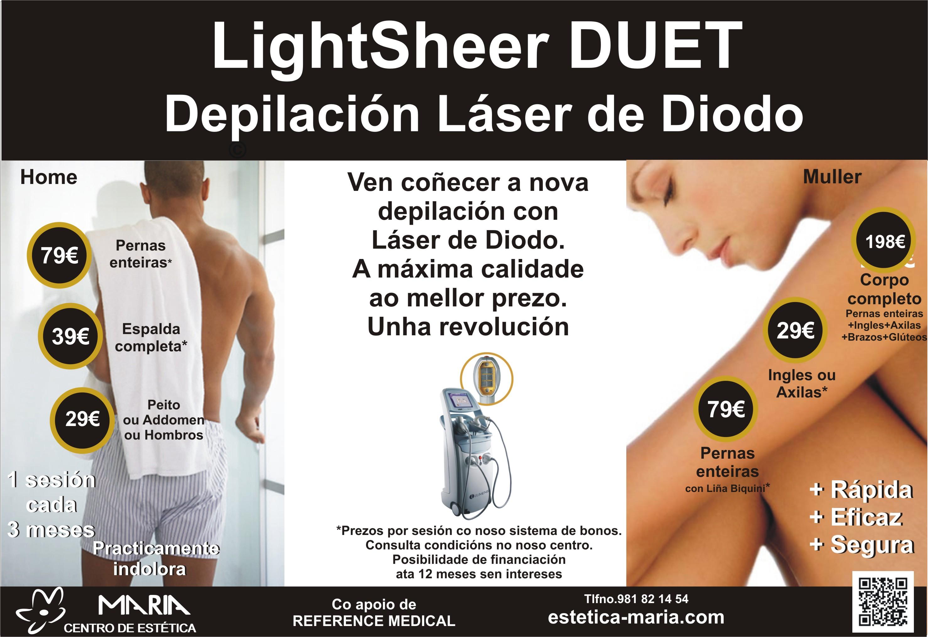 laser diodo depilacion: